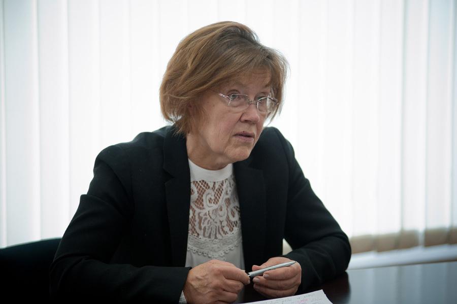 Ирина Гладкова. Фото: Ярослав НАУМКОВ.