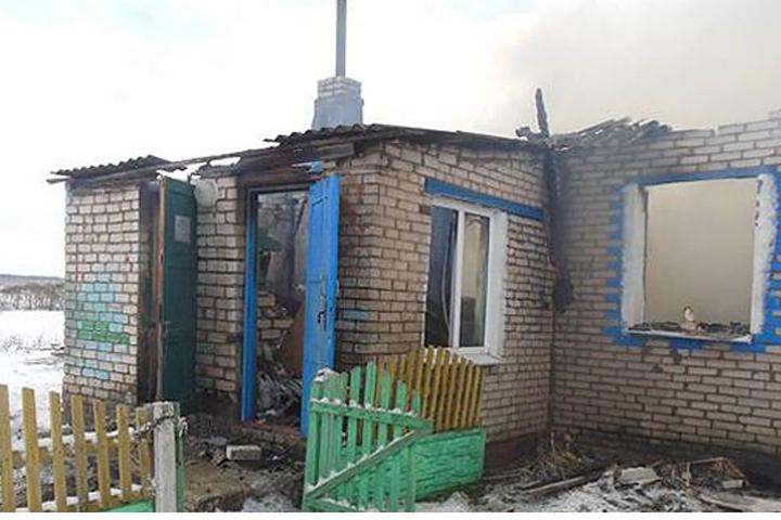 Пока дети были на прогулке, сгорел детский сад.