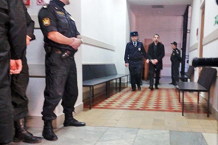 Судебный процесс идет в закрытом режиме