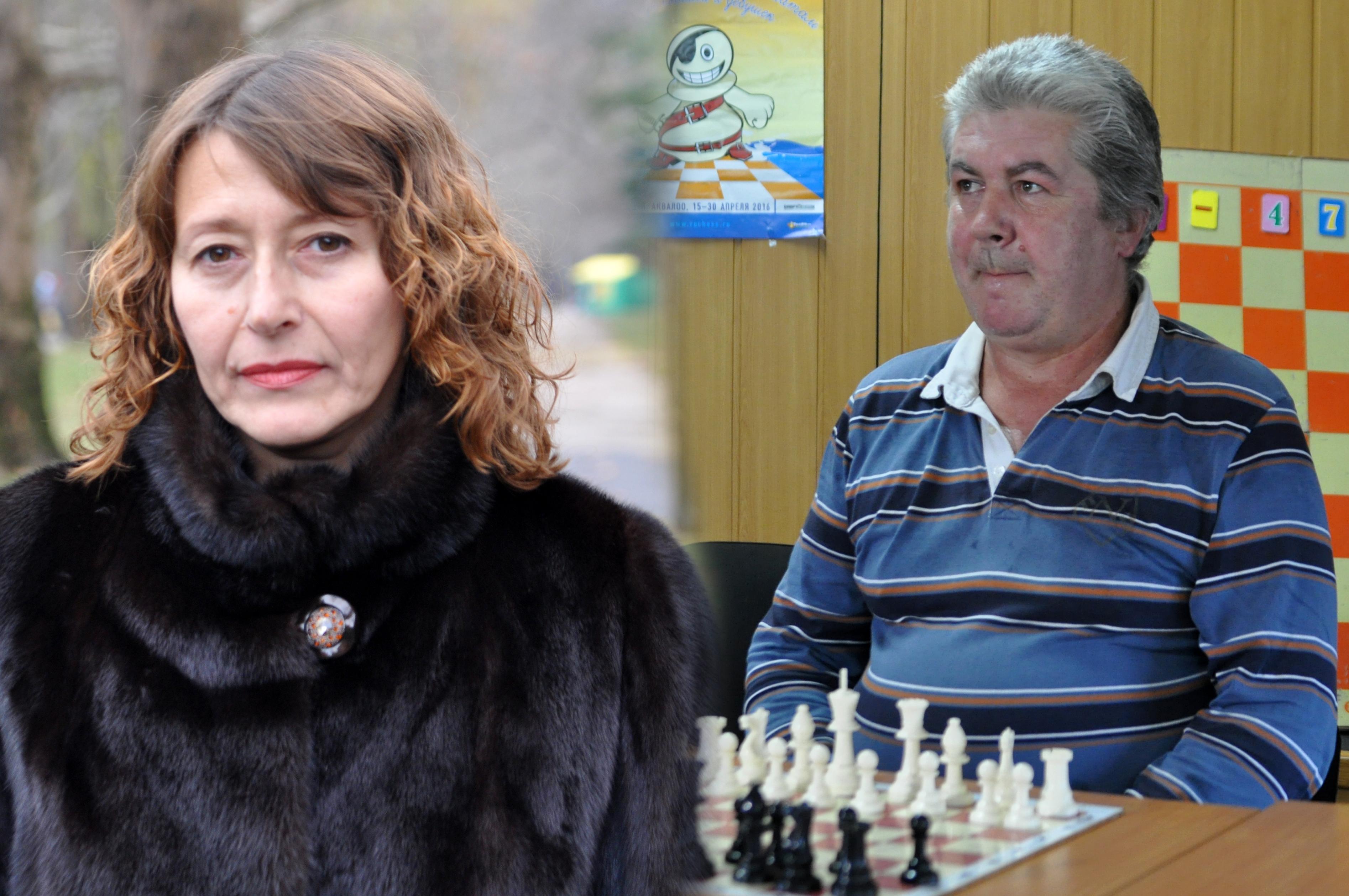 Татьяна и Александр Карякины переживали за сына.