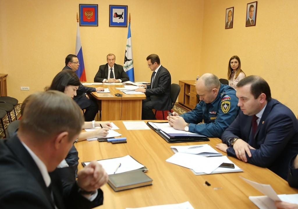 Фото: Правительство Иркутской области