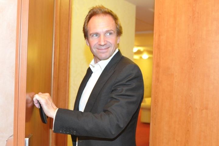 Райф Файнс собирается снимать фильм в городе на Неве