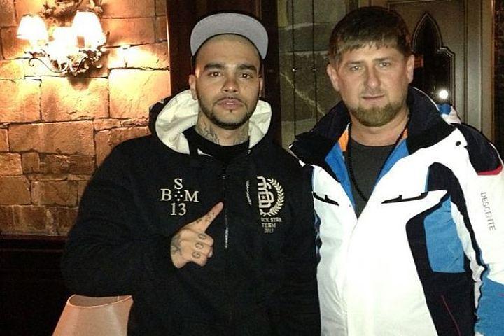 Рамзан Кадыров и Тимати - давние друзья. Фото: Instagram