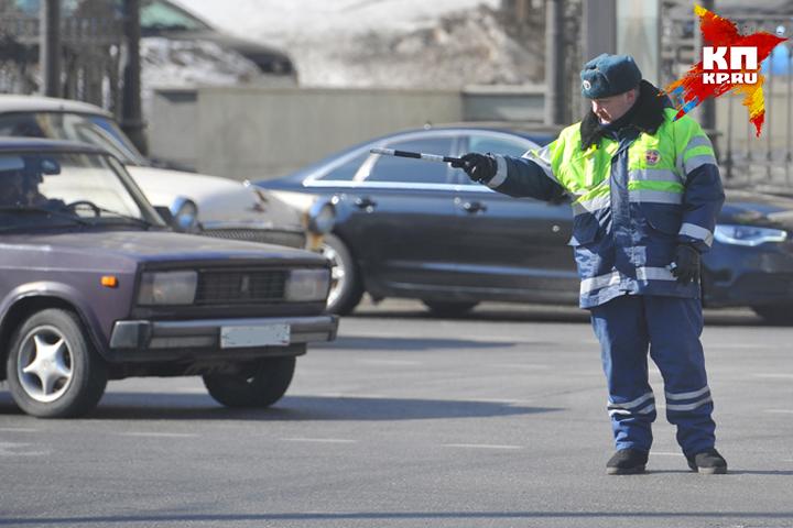 ВБрянске ищут водителя, сбившего 57-летнего мужчину