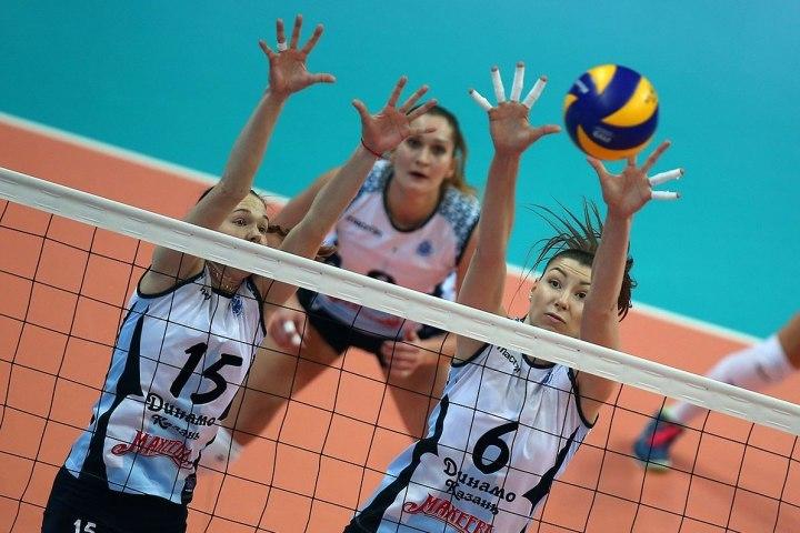 «Финал четырех» женского Кубка РФ пройдет вКазани