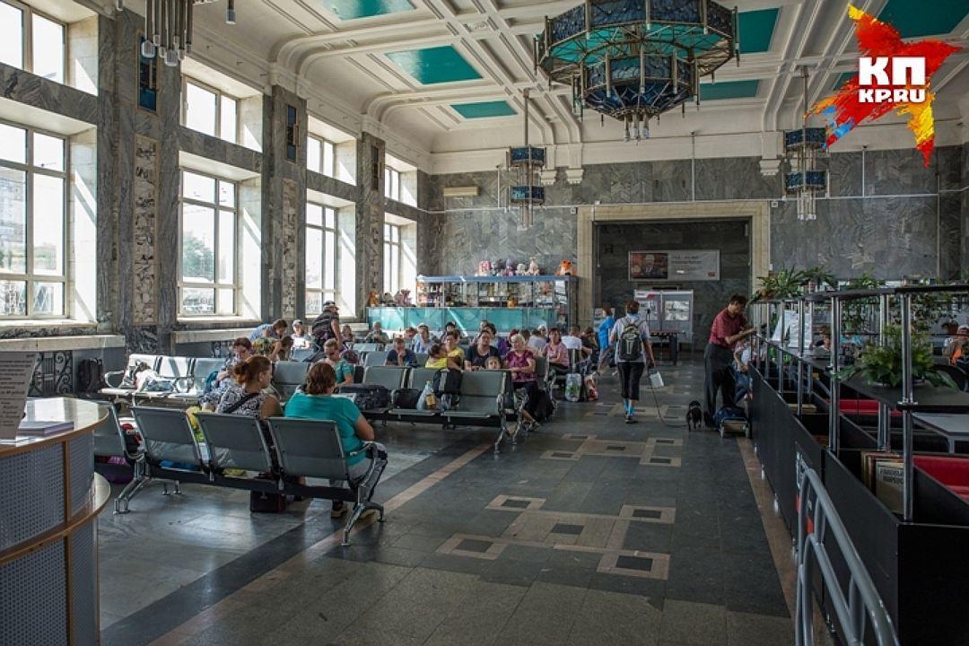 Нановороссийском железнодорожном вокзале заработал бесплатный Wi-Fi