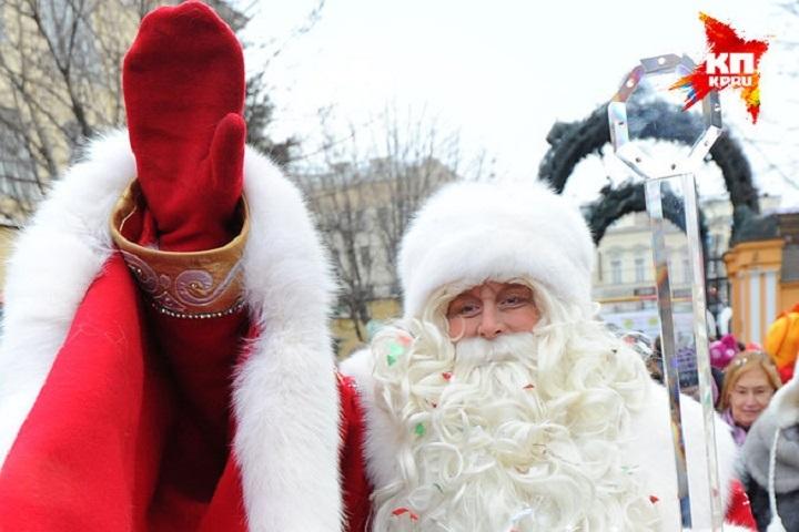 ВКазани народный дедушка Мороз получит 100 тысяч руб. насвою команду