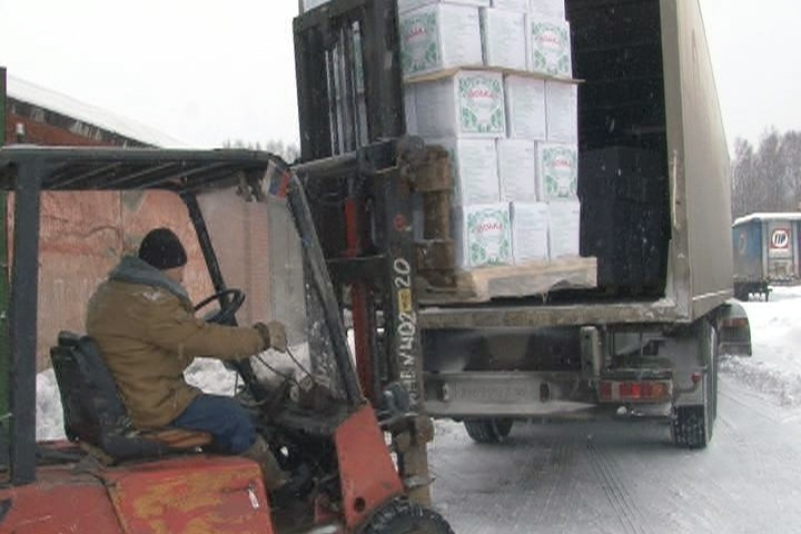 ИзПерми вБелгород вывезли 22 тысячи бутылок контрафактного алкоголя