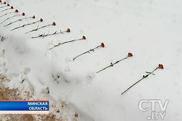 В Республики Беларусь перезахоронили останки практически 1,5 тыс. узников концлагеря «Шталаг 382»