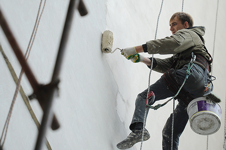 ВЧелнах после падения индустриального альпиниста возбуждено уголовное дело