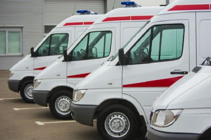 ВЧувашии перевернулась маршрутка спассажирами