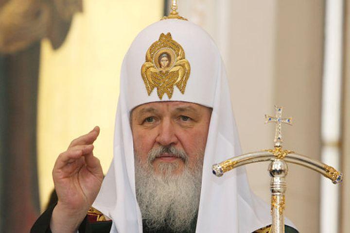 Патриарх Кирилл встретится сПолтавченко
