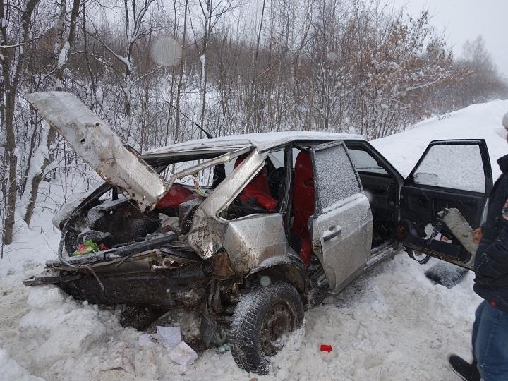 ВДТП наобъездной дороге Ижевска пострадали 5 человек