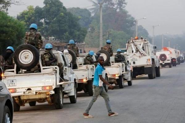 Мятежники в Кот-д'Ивуаре отпустили членов правительственной делегации