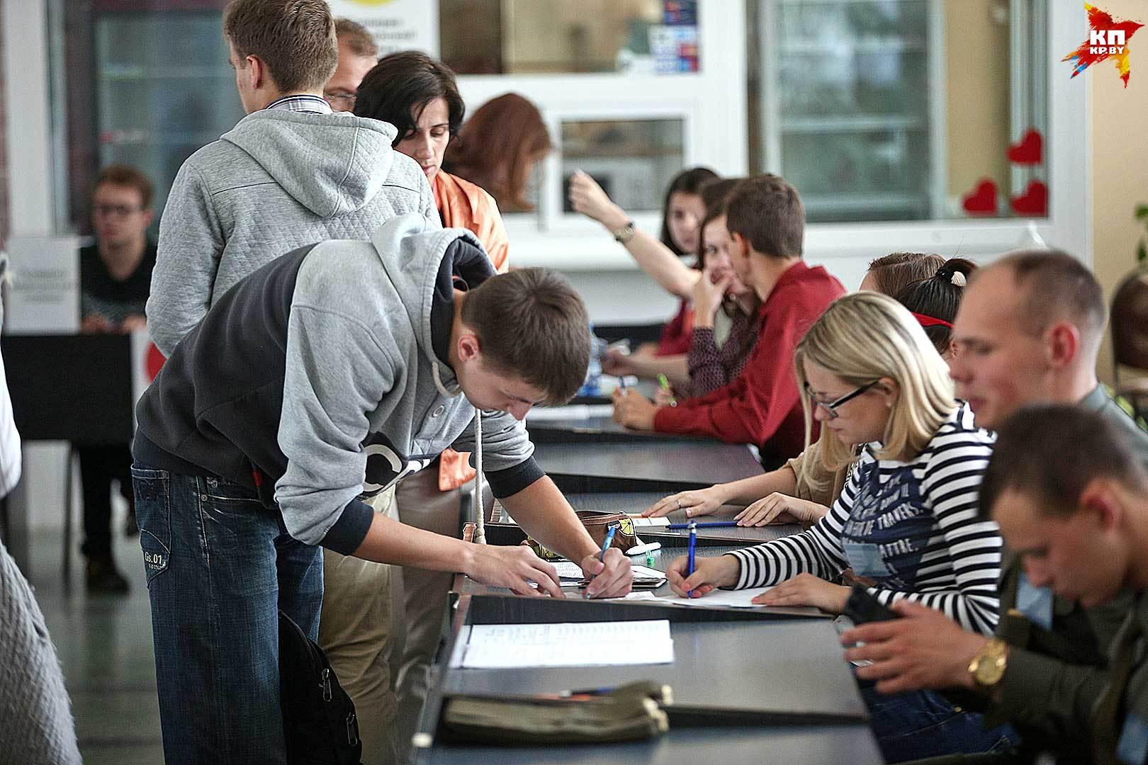 В Беларуссии  поменялись  правила приема в университеты  иссузы— Указ Президента