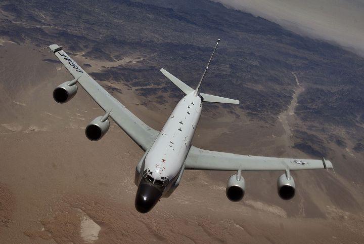 Самолет-разведчик НАТО пролетел рядом сКалининградской областью