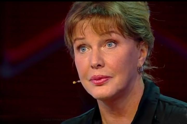 Елена Проклова извинилась перед жёнами, с супругами которых встречалась