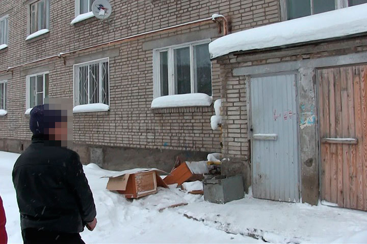 ВГлазове арестовали родителей новорождённого, найденного вмусорном мешке