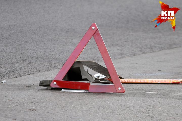 ВБрянске молодой  шофёр  сбил на«зебре» девушку и исчез