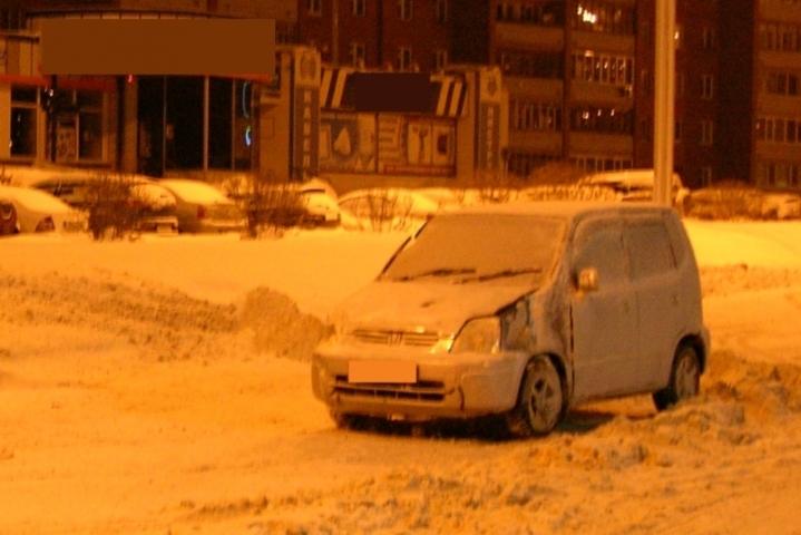 Пять лет грозит томичу, который угнал и разбил автомобиль матери.