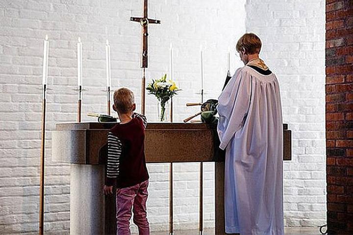 В течение года лютеранская церковь Швеции лишилась рекордного числа прихожан. Фото: с сайта sensusstudieforbund/flickr.com