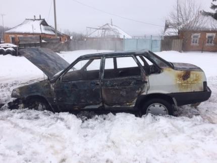 Впожаре вБелгороде пострадали отец исын