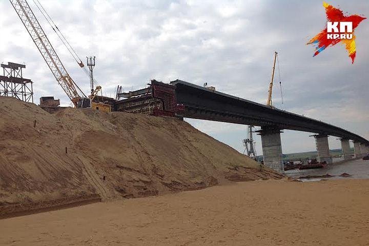 ВИжевске обсудили тарифы проезда поКамскому мосту
