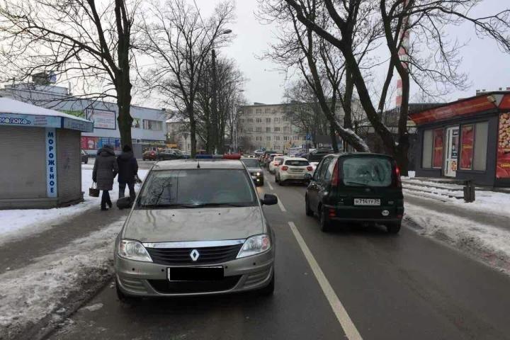 ВКалининграде насмерть сбили пенсионерку, переходившую дорогу внеположенном месте