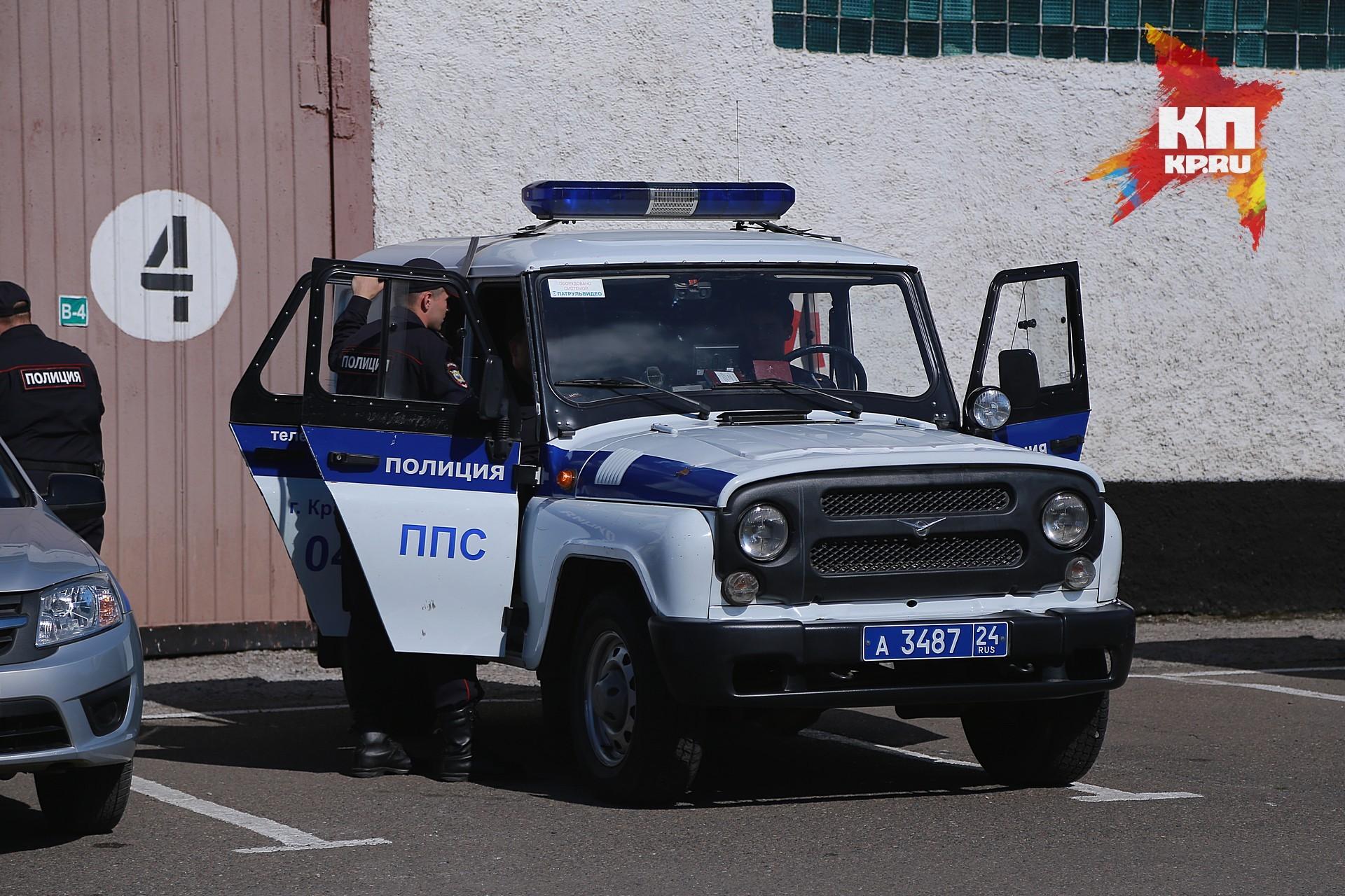 ВКрасноярске схвачен подозреваемый вграбеже наподземной стоянке «Планеты»