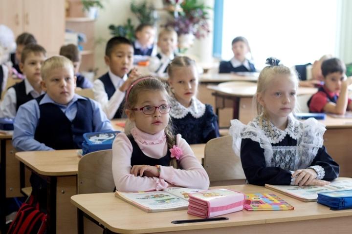 Томские школы начнут принимать заявления впервый класс с1февраля