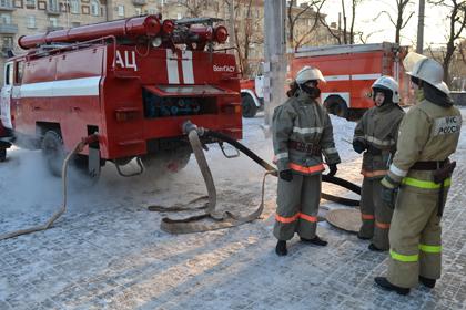 ВВолгограде впожаре были эвакуированы жильцы общежития вТракторозаводском районе