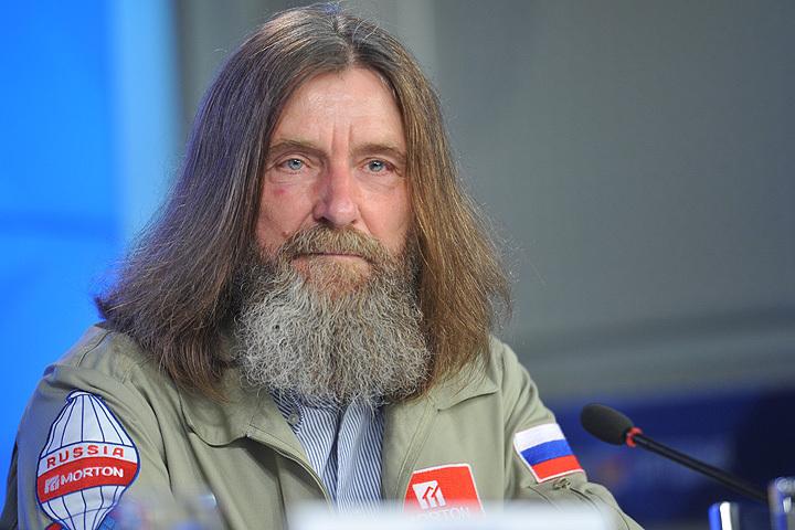 Федор Конюхов готовится крекордному полету навоздушном шаре