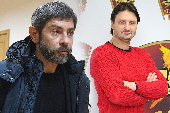 Эдгард Запашный отказался отиска кВалерию Николаеву
