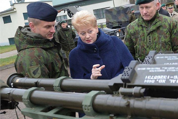 Российская Федерация и Беларусь готовятся квойне— Президент Литвы