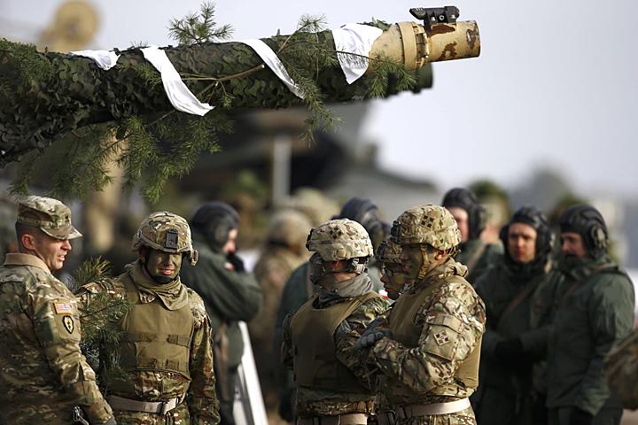 Gallup: 67 процентов граждан России опасаются НАТО