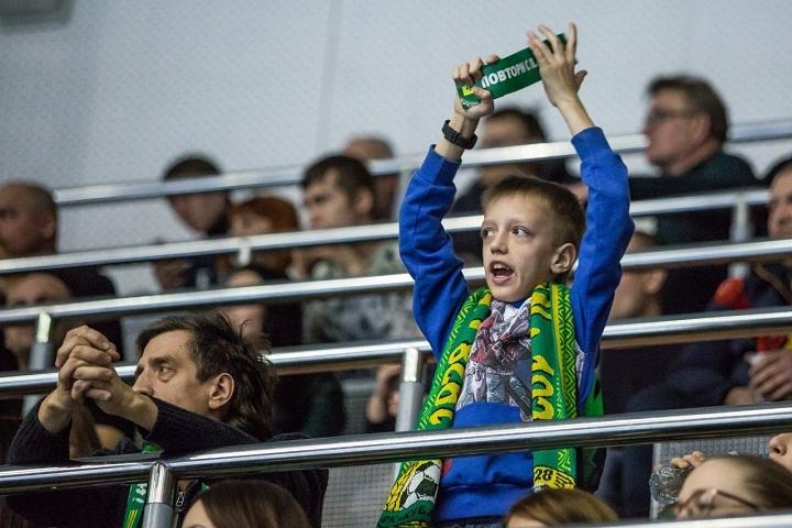 Победа над «Брестом» вывела «Кубань» вплей-офф— Кубок ЕГФ