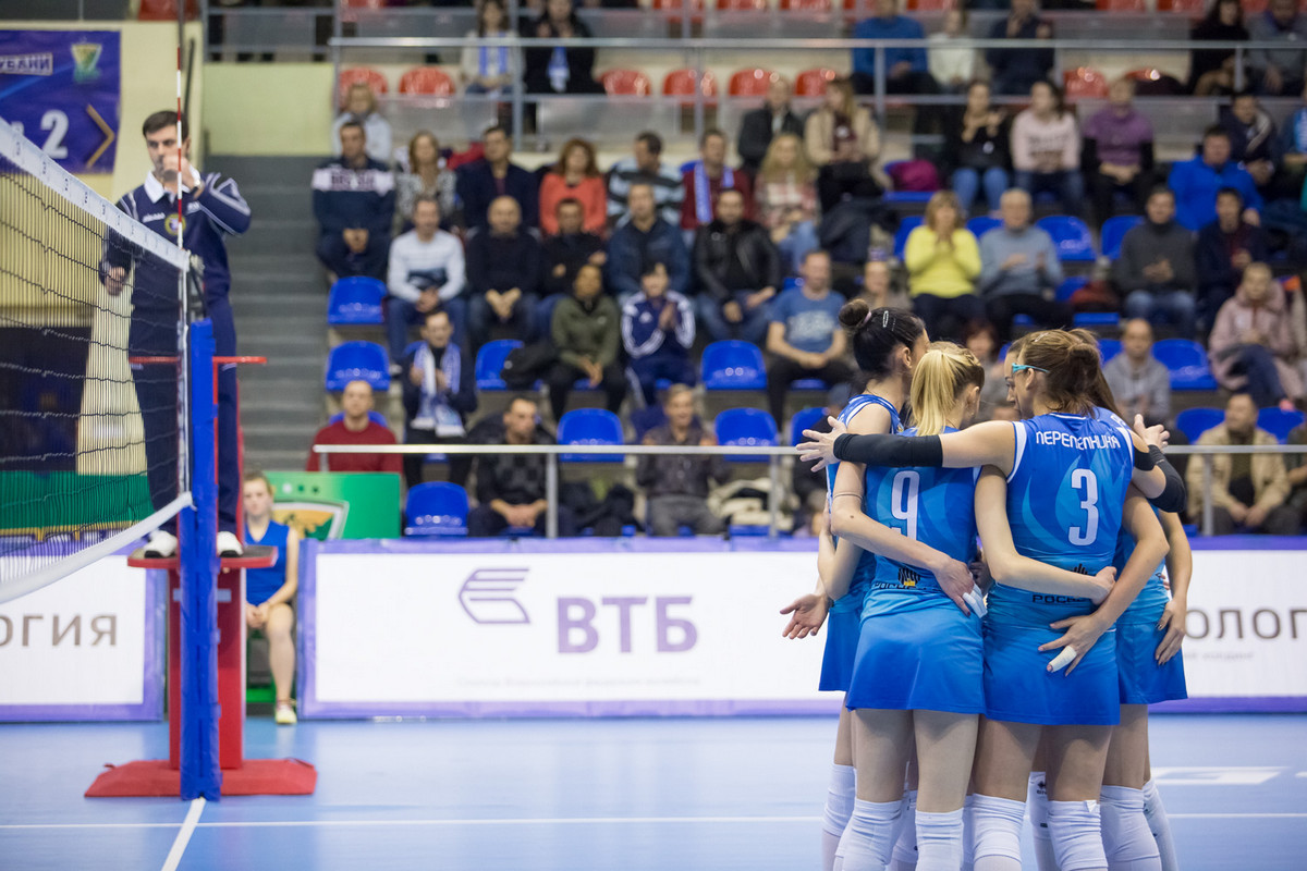 Волейболисты краснодарского «Динамо» получили заработную плату задва месяца