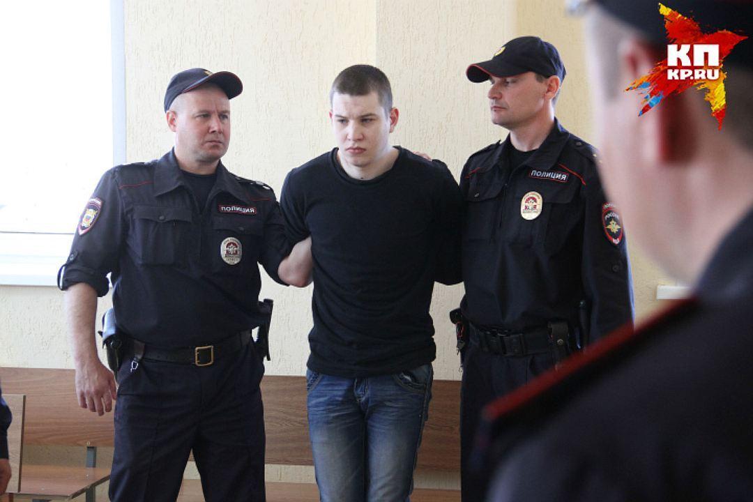 ВБашкирии убийцу 5-ти человек оштрафовали после попытки съесть материалы дела