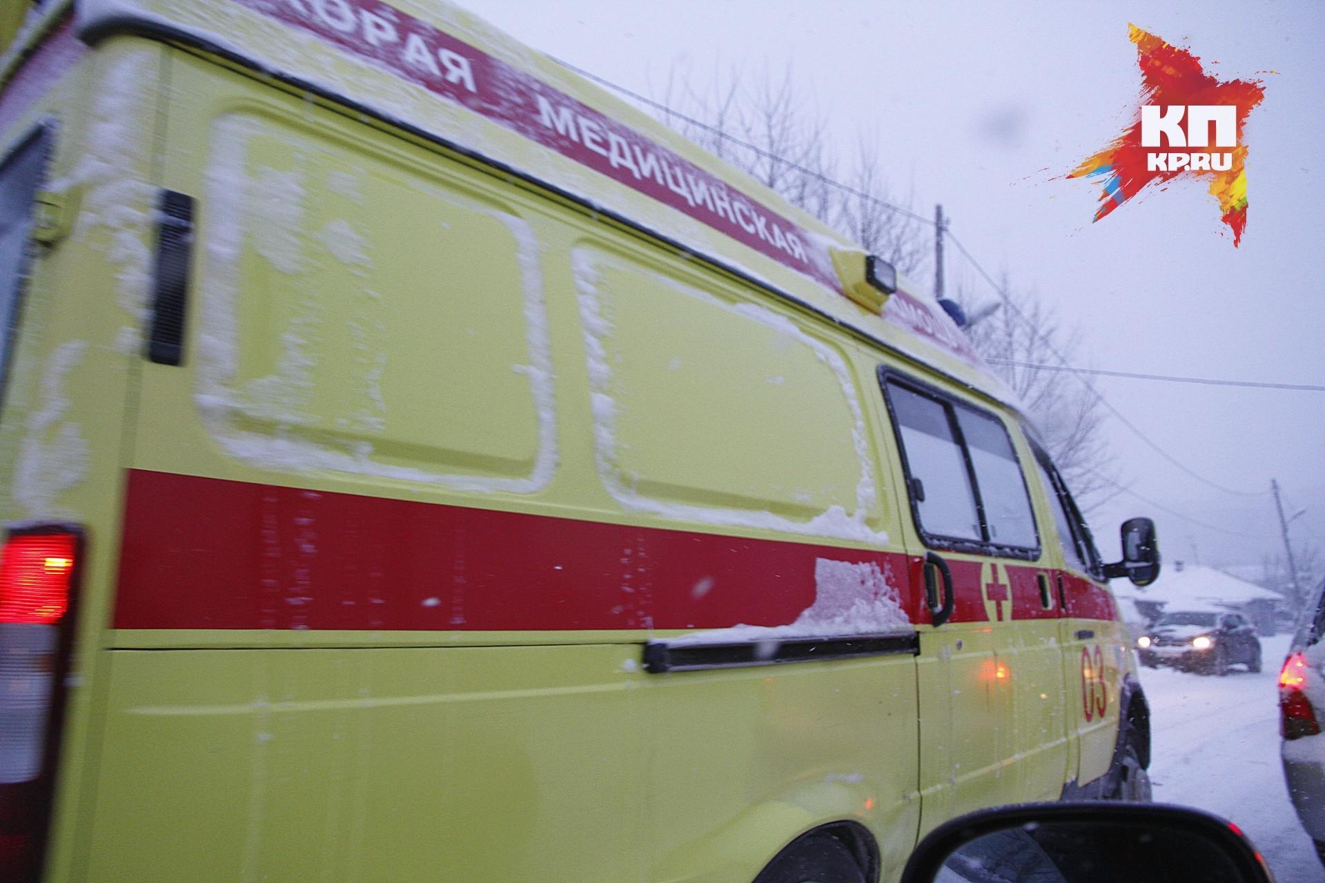 ВКрасноярском крае 14-летняя девочка погибла после катания нагорке