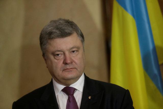 Порошенко обсудил ситуацию вДонбассе сгостями изсоедененных штатов - сенатором иконгрессменом