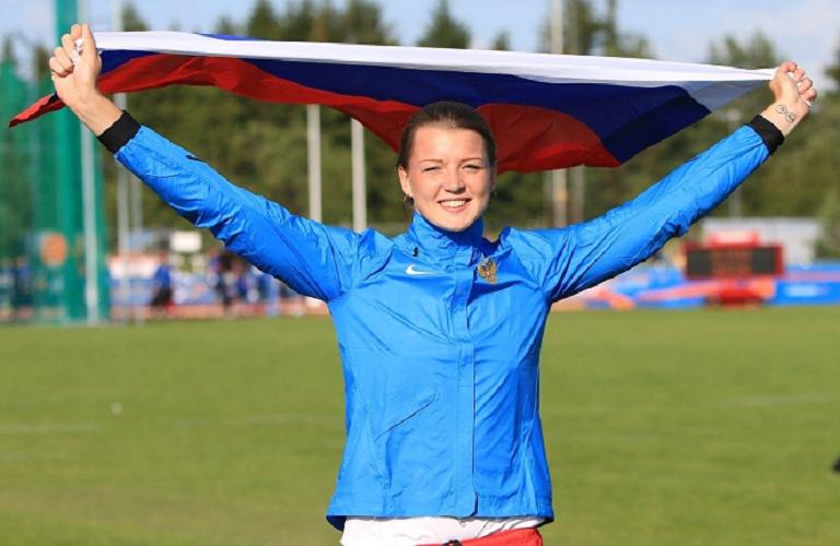 Самарские спортсмены завоевали три медали начемпионате Российской Федерации полегкой атлетике