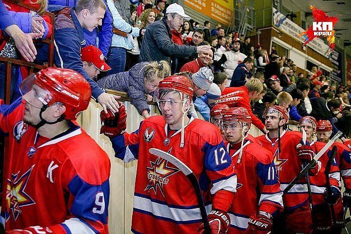 Вторую игру плей-офф проигралХК «Ижсталь» вУсть-Каменогорске
