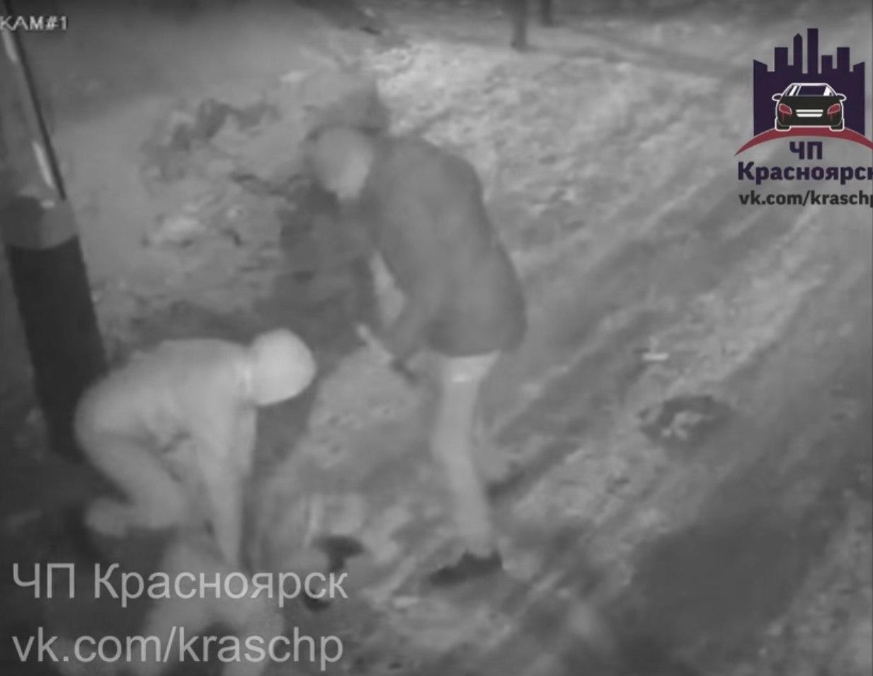 Стали известны детали группового избиения мужчины вКрасноярске