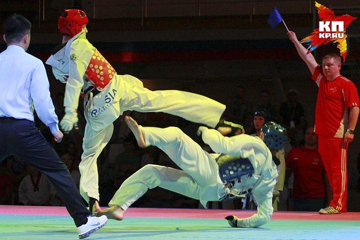 Две ростовчанки завоевали «золото» намеждународном турнире потхэквондо