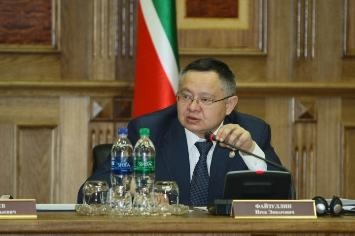 Рустам Минниханов назначил Ирека Файзуллина основным архитекторомРТ