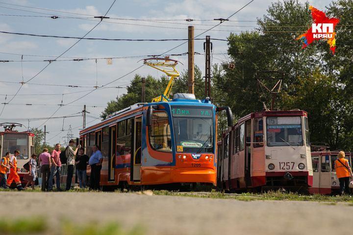 Казань в 2017-ом закупит 15 троллейбусов и7 трамваев
