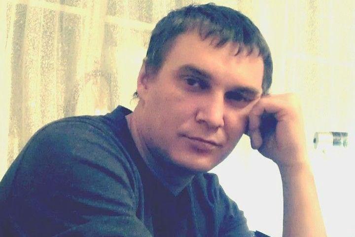 ВКрасноярске пропал 41-летний Сухов Алексей Александрович