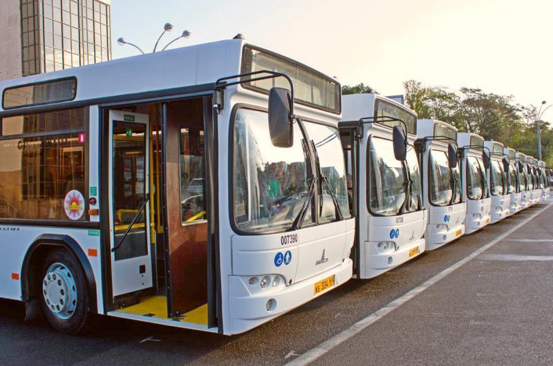 В этом году город потратит напокупку автобусов 397 млн руб.