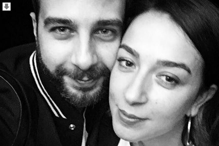 Иван Ургант удивил интернет селфи с супругой