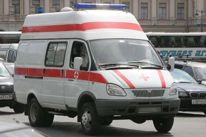 ВКолпинском районе шофёр автобуса сбил маленького ребенка